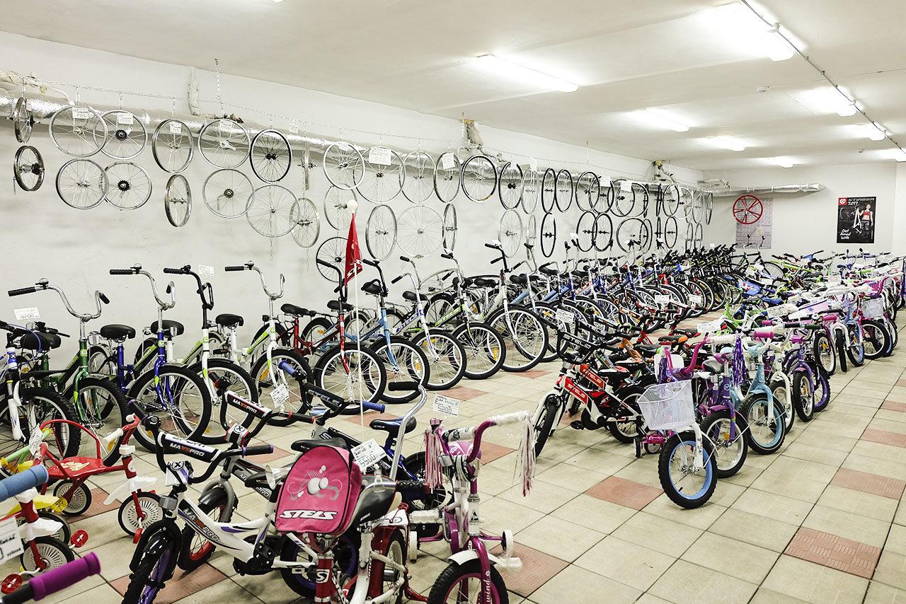 Велосипеды Волгоград