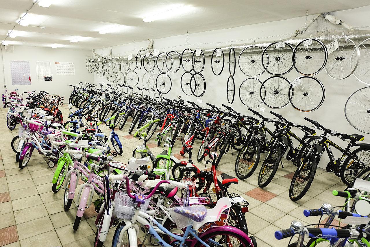 Детские велосипеды для ребенка