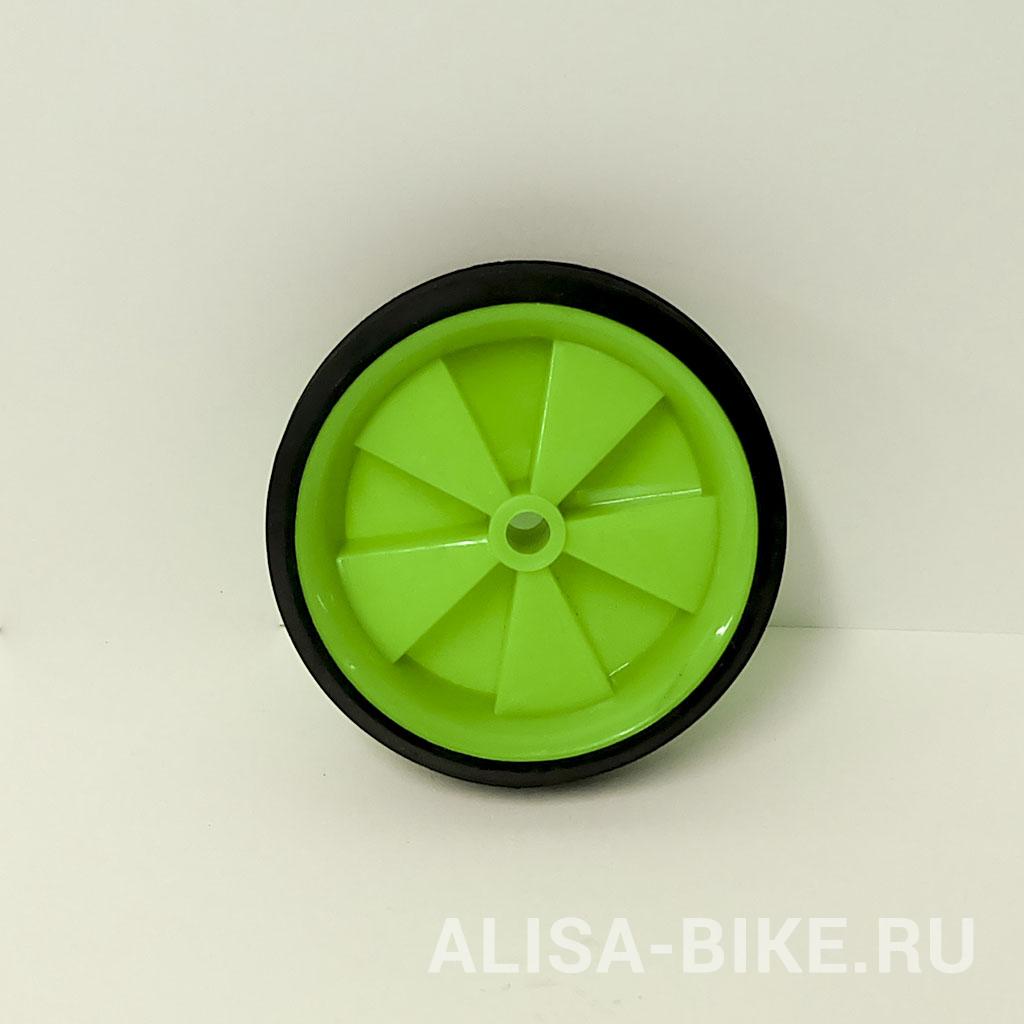 Дополнительные колеса для велосипеда