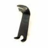 Настенный крюк-держатель для велосипеда (черный)
