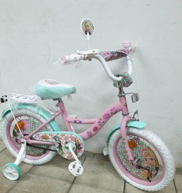 """Детский велосипед Regal Academy 16"""" (светло розовый)"""